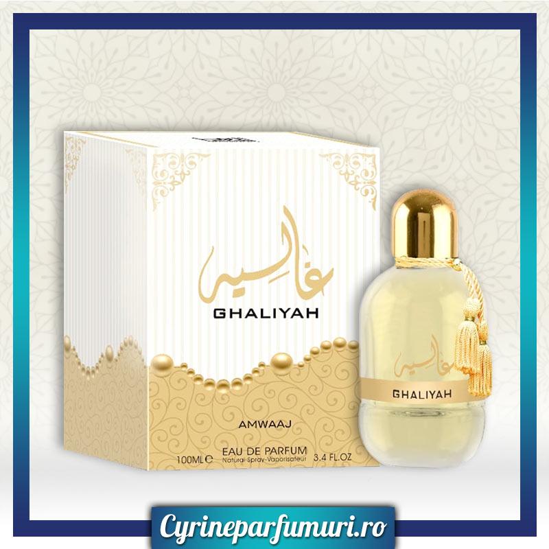 parfum arabesc amwaaj ghaliyah