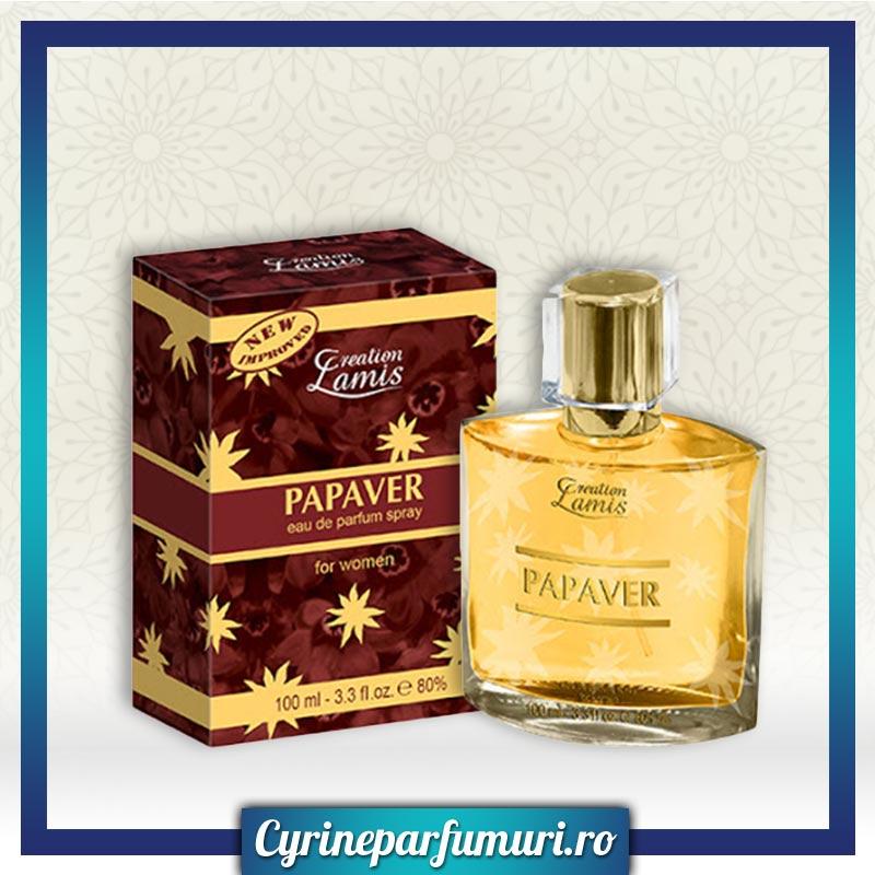 parfum-creation-lamis-papaver