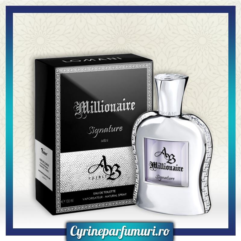 parfum-lomani-millionaire-signature