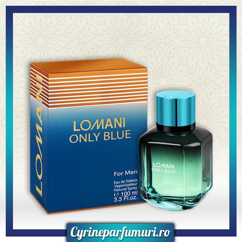 parfum-lomani-only-blue